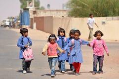 Écolières Images libres de droits