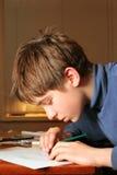 Écolier Images libres de droits