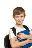 Écolier Photos stock