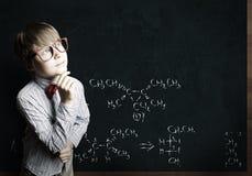 Écolier intelligent Photographie stock
