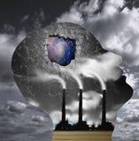 écologie illustration stock