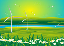 Écologie. illustration libre de droits