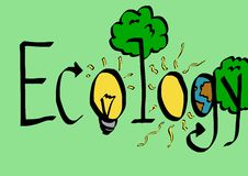 Écologie Photos stock