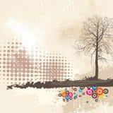 écologie abstraite de fond Photo stock