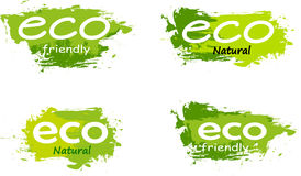 Écologie amicale Photos stock