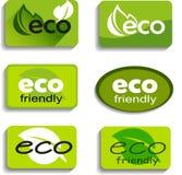 Écologie amicale Photos libres de droits