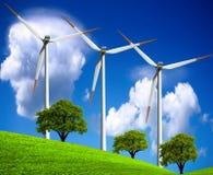 Écologie directe Photos stock
