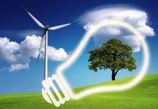 Écologie globale Images libres de droits
