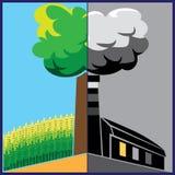 Écologie v2 Photographie stock libre de droits