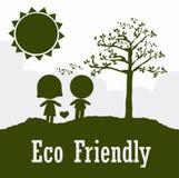 Écologique Photo libre de droits