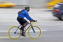 Écologiques alternatifs nettoient le transport Images libres de droits