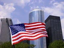 Économie américaine Photo libre de droits