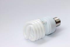 économie d'énergie d'ampoule Images libres de droits