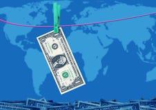 économie d'argent image libre de droits