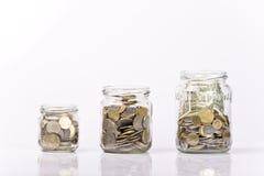 économie d'argent Photo libre de droits