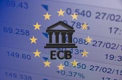 Économie d'UE photo libre de droits