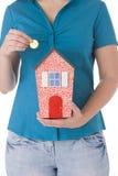 économie de maison Images stock