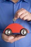 économie de véhicule Photo stock