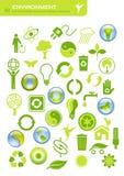 Économie environnementale Images libres de droits