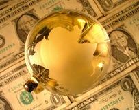 Économie globale Photographie stock libre de droits