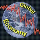 Économie globale Photos stock