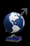 économie globale Image libre de droits