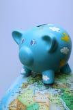 Économie mondiale Photos stock