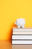Économie pour l'université Photos stock