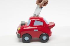 Économie pour une voiture Photo stock