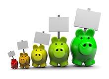 Économies d'énergie illustration libre de droits