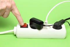 Économiseur d'énergie Image stock