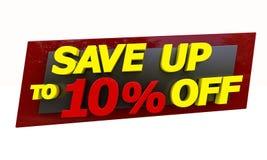 Économisez  Photographie stock