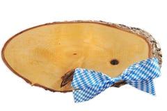 Écorce d'arbre bavaroise Photographie stock libre de droits