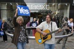 2014 écossais Photographie stock libre de droits