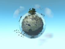 Écosystème illustration libre de droits