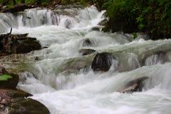 Écoulement d'eau Photo stock