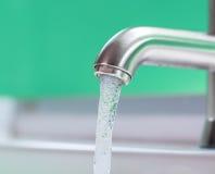 Écoulement de l'eau Photo libre de droits