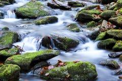Écoulement de l'eau photographie stock