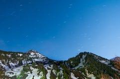 Écoulement de Snowbird photographie stock