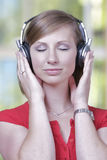 Écouteur Images stock