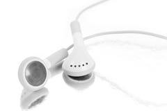 Écouteurs Photos libres de droits