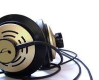 Écouteurs photo stock