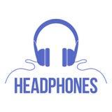 Écouteurs d'icône Image de vecteur Photo libre de droits