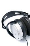 écouteurs de disc-jockey image libre de droits