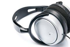 écouteurs de disc-jockey images stock