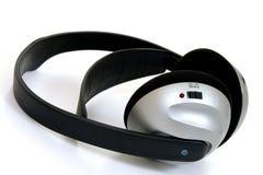 Écouteurs sans fil Photographie stock libre de droits