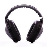 Écouteurs sonores Photographie stock libre de droits