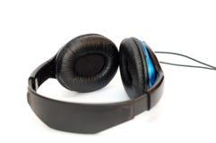 Écouteurs stéréo. Photos libres de droits