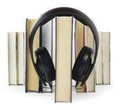 Écoutez des livres illustration de vecteur