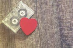 Écoutez votre coeur Images stock